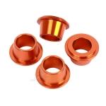 Посадочные конусы крепления руля ZETA Rubber Killer Orange 4pcs KTM/HQV, ZE37-0352