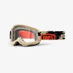 Очки 100% Strata 2 Kombat / Clear Lens, 50421-101-10