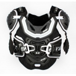 Панцирь Leatt Chest Protector 5.5 Pro HD черный, 5014101101