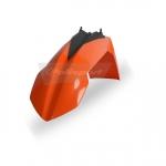 Крыло переднее Polisport KTM SX/SX-F 07-12, EXC/EXC-F 08-13, оранжевое, 8568700001