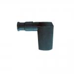 Свечной колпачок Ariete 6.3 mm черный, 09965/A
