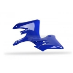 Боковые панели радиатора Polisport YZ 250/450F 03-05, WR 250/450F 05-06, синие, 8429200002