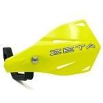 Защита рук на мотоцикл ZETA Stingray Handguard FL-Yellow, ZE74-2107