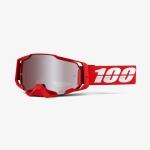 Очки 100% Armega Red / Hiper Silver Mirror Lens, 50720-003-02