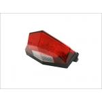 "Стоп-сигнал DRC ""Edge2"" Tail Light Red-Lens, D45-29-347"