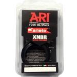 Пыльники вилки ARIETE, 43*54,2/59,8*6/11 Y-11 CAP метал. кольцо, ARI.129