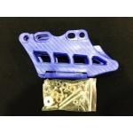 Ловушка цепи пластиковая YZ85/125/250 08-15, YZ250/450F 07-17, синяя