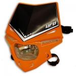 "Фара UFO ""STEALTH"" оранжевая, PF01715#127"
