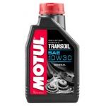 Трансмиссионное масло MOTUL Transoil 10W30, минеральное (1л)