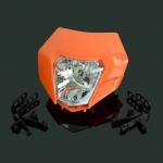 Фара KTM оранжевая 14-16