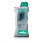 Антифриз MOTOREX COOLANT M5.0 READY TO USE - 1 л