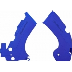 Защита рамы Polisport YZ125/250 '05-21 синяя, 8466700002