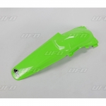 Крыло заднее UFO KX 250F 04-05, зеленое, KA03757#026