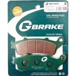 Тормозные колодки G-brake GM-01082S (VD-165/2, FDB2098)