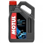 Моторное масло MOTUL 4T 3000 10W40, минеральное (4л)