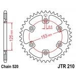 Звезда задняя JT, 210.42, (PBR289)