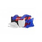 Пластик комплект Polisport на Yamaha YZ125/250 15-16 синий OEM color, 90647
