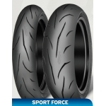 Шина MITAS, 180/55ZR17 73W TL SPORTFORCE+