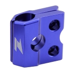 Крепеж тормозного шланга ZETA F-Brake Line Clamp CR/CRF'04-,CRF250L Blue, ZE92-0207