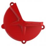 Защита крышки сцепления Polisport GasGas EC/XC 250-300 '18-20 красная, 8467300002