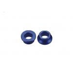 Втулки заднего колеса YZ125/250/YZ250F/450F, синий, Accel (Taiwan), WSR-02