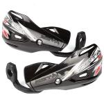 Защита рук на мотоцикл ZETA Impact X3 Handguard Black, ZE74-4101