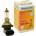 Лампа Philips, HB4 12V-55W Premium Vision +30%