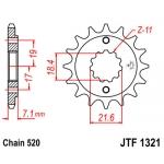 Звезда передняя JT, 1321.14, CBR250R (PBR2067)