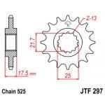 Звезда передняя JT, 297.15, CB400
