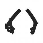 Защита рамы Polisport KTM HQV SX/SX-F/TC/FC '16-18, EXC/EXC-F/TE/FE '17-19 черная, 8466600001