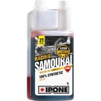 Масло IPONE 2Т SAMOURAI RACING - 1 л с запахом клубники