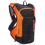 Рюкзак-гидратор USWE RANGER 9 / WITH 3.0L HYDR черно-оранжевый, 2090506