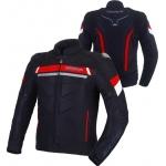 Куртка Benkia, HDF-JW29 Black/Red 2XL