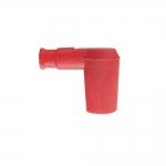 Свечной колпачок Ariete 6.3 mm красный, 09965
