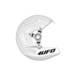 Защита переднего тормозного диска UFO Husqvarna TC-TE-TX-FE 15-21, белая, HU03369#041
