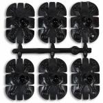 Подушки боковые наколенника UFO Morpho FIT Knee brace, KR011