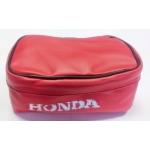 Сумка на крыло Honda 20*12*8, красная