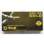 Цепь ProX 520 x 120L X-Ring Gold, 07.RC520120XCG