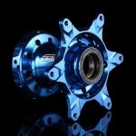 Ступица переднего колеса Z-Wheel Astelight Hub F SX/EXC/TE/FE'08- H-Blue, W41-51119