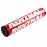 Валик на руль Renthal красный 25 см