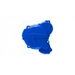 Защита крышки зажигания Polisport HQV TE250/300 TPI '17-20 синяя, 8467500003