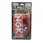 Свечной колпачок NGK под 90 градусов с проводом, красный