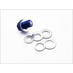 Уплотнительное кольцо DRC Aluminum Gasket Washer M8 (16x8) 5pcs, D59-52-540