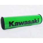Валик на руль KAWASAKI зеленый