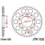 Звезда задняя JT, 1332.44, CB400
