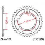 Звезда задняя JT, 1792.42