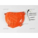 Защита крышки сцепления UFO KTM SXF 250-350 16-19; EXC 250-350 17-19, AC02411