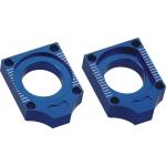 Натяжитель цепи YZ250F/450F, синий, Accel (Taiwan), AB-17