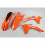 Пластик комплект UFO KTM EXC 2012, оригинальный цвет, KTKIT513#999
