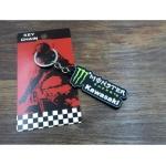 Брелок Monster Energy Kawasaki